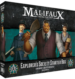 Wyrd Miniatures Malifaux: Explorers Society Starter Box
