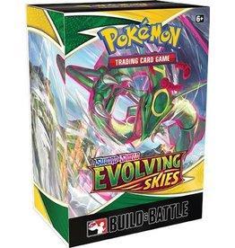 The Pokemon Company Pokemon Evolving Skies Pre-Release Tournament Sun 8/22 12pm