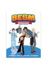 Dyskami BESM: Adventures #1