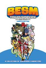 Dyskami BESM: Tokyo Sidekick