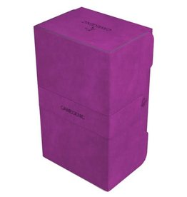 GameGenic Stronghold 200+ Card Convertible Deck Box: Purple