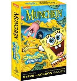 Steve Jackson Games Munchkin: SpongeBob SquarePants