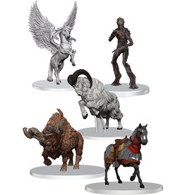 WizKids Dungeons & Dragons Fantasy Miniatures: Icons of the Realms Summoned Creatures Set 1