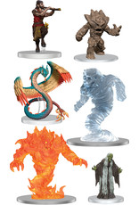 WizKids Dungeons & Dragons Fantasy Miniatures: Icons of the Realms Summoned Creatures Set 2