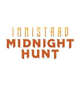 Wizards of the Coast MTG Innistrad: Midnight Hunt Draft Booster Display Box