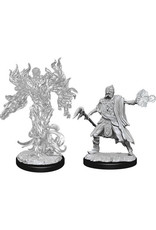 WizKids Dungeons & Dragons Nolzur`s Marvelous Unpainted Miniatures: W15 Allip & Deathlock