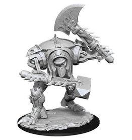 WizKids Dungeons & Dragons Nolzur`s Marvelous Unpainted Miniatures: W15 Warforged Titan