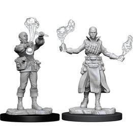 WizKids Pathfinder Deep Cuts Unpainted Miniatures: W15 Human Alchemist Female