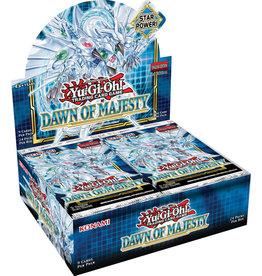 Konami Yu-Gi-Oh! TCG: Dawn of Majesty Booster Box