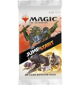 Wizards of the Coast Magic the Gathering CCG: Jumpstart Booster Display (24)