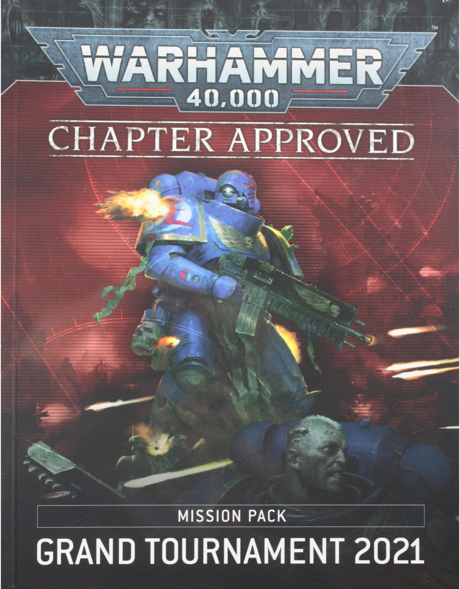 Games Workshop Grand Tournament Mission Pack 2021