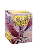 Dragon Shield Dragon Shields: (100) Matte Pink