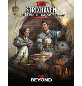 Wizards of the Coast Dungeons and Dragons RPG: Strixhaven - Curriculum of Chaos (HC)