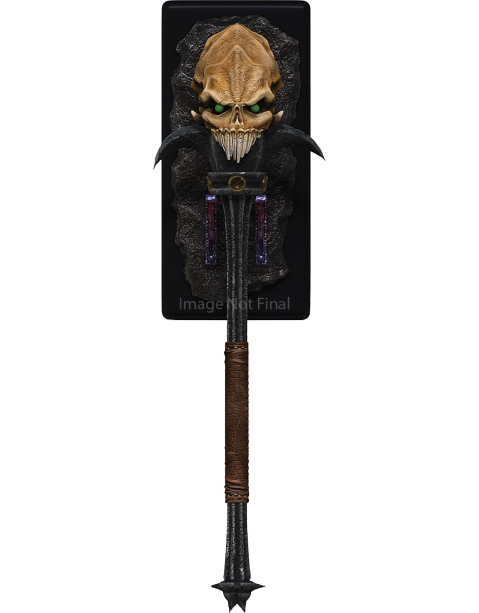 WizKids Dungeons & Dragons: Wand of Orcus Life-Sized Artifact