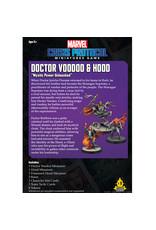Atomic Mass Games MARVEL CRISIS PROTOCOL: DOCTOR VOODOO & HOOD