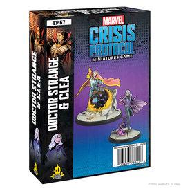 Atomic Mass Games MARVEL CRISIS PROTOCOL: DOCTOR STRANGE & CLEA
