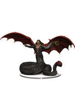 WizKids Dungeons & Dragons Fantasy Miniatures: Icons of the Realms Archdevil - Geryon Premium Figure