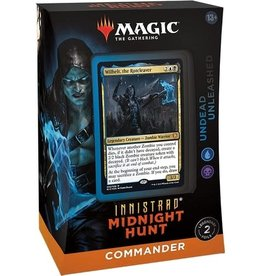 Wizards of the Coast MTG Innistrad Midnight Hunt Commander Deck - Undead Unleashed