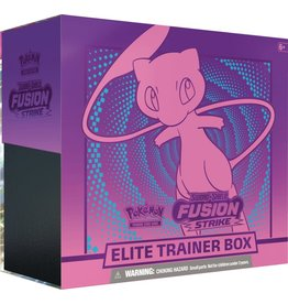 The Pokemon Company Pokemon TCG: Sword & Shield - Fusion Strike Elite Trainer Box