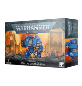 Games Workshop Space Marines Ironclad Dreadnought