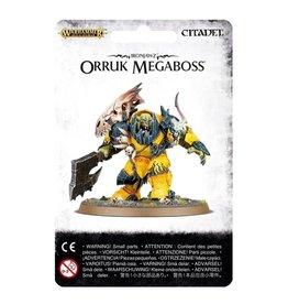 Games Workshop Orruk Warclans Orruk Megaboss