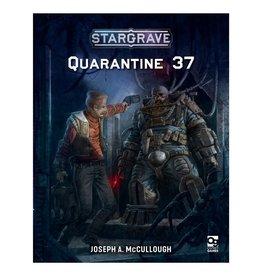Osprey Games Stargrave: Quarantine 37