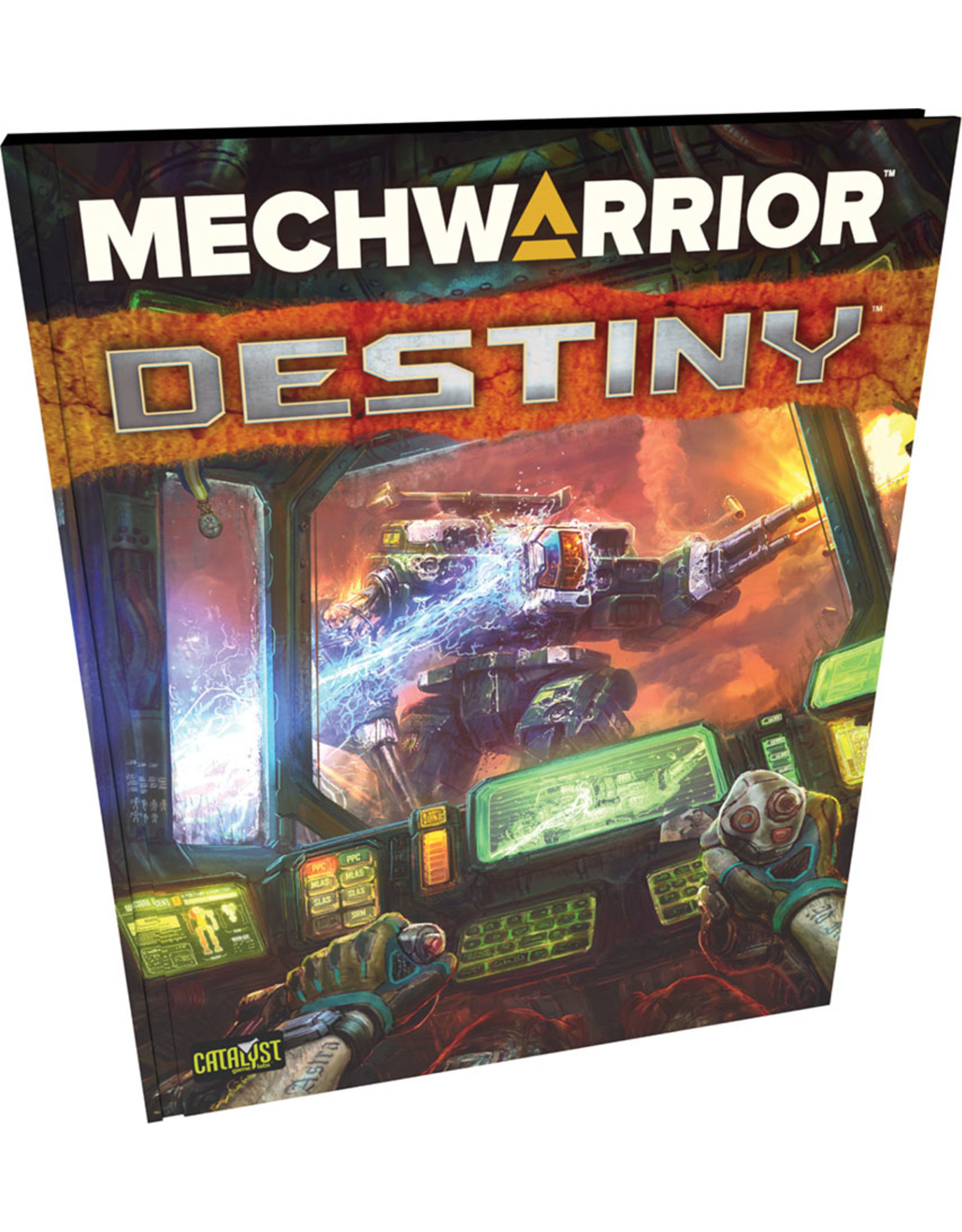 Catalyst Game Labs BattleTech: Mechwarrior - Destiny