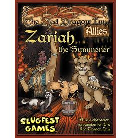 Slugfest Games Red Dragon Inn: Allies - Zariah the Summoner Expansion