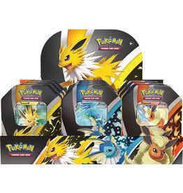 The Pokemon Company PKM: Eevee Evolutions Tin