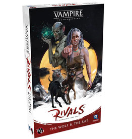 Renegade Game Studios Vampire the Masquerade Rivals ECG: The Wolf & The Rat Expansion
