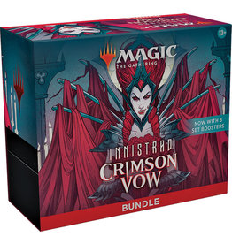 Wizards of the Coast Magic the Gathering CCG: Innistrad - Crimson Vow Bundle