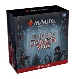 Wizards of the Coast MTG Innistrad Crimson Vow Pre-release Event Fri 11/12 7pm