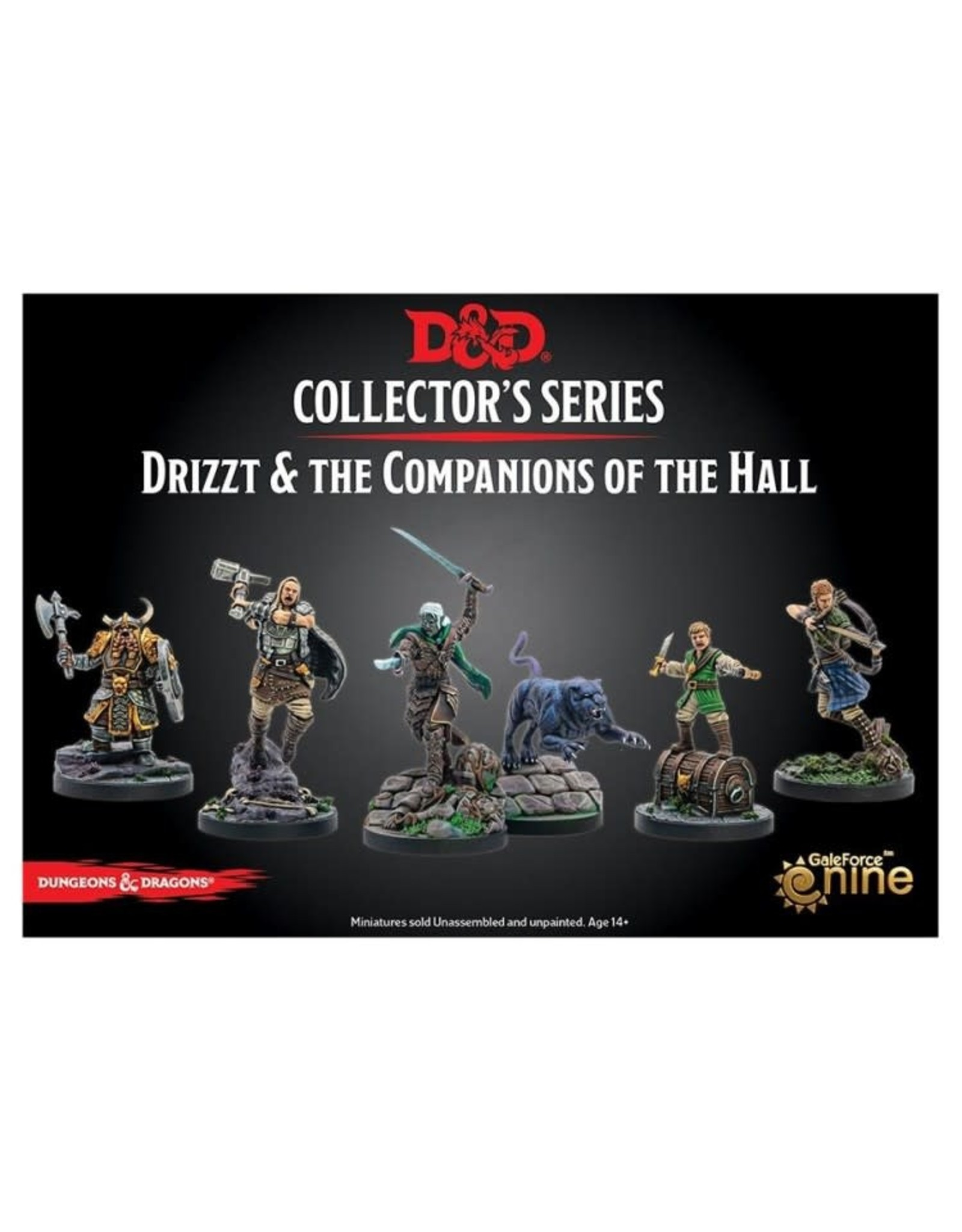 Gale Force 9 Legend of Drizzt: Companions ot Hall (6)