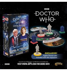 Gale Force 9 Dr. Who: Time of the Daleks:Dr's 3,8,13