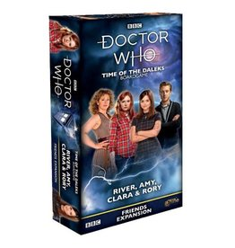 Gale Force 9 Dr. Who: Time of the Daleks: Friends #1