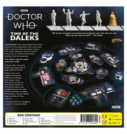 Gale Force 9 Dr. Who: Time of the Daleks