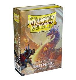 Arcane Tinmen Dragon Shields Japanese Dual Matte Lightning (60)