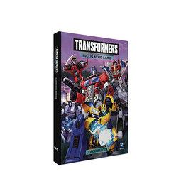 Renegade Game Studios Transformers RPG: Core Rulebook