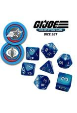 Renegade Game Studios G.I. JOE RPG: Dice Set (8)