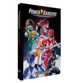 Renegade Game Studios Power Rangers RPG: Core Rulebook