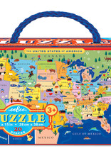 Eeboo 20pc Puzzle United States