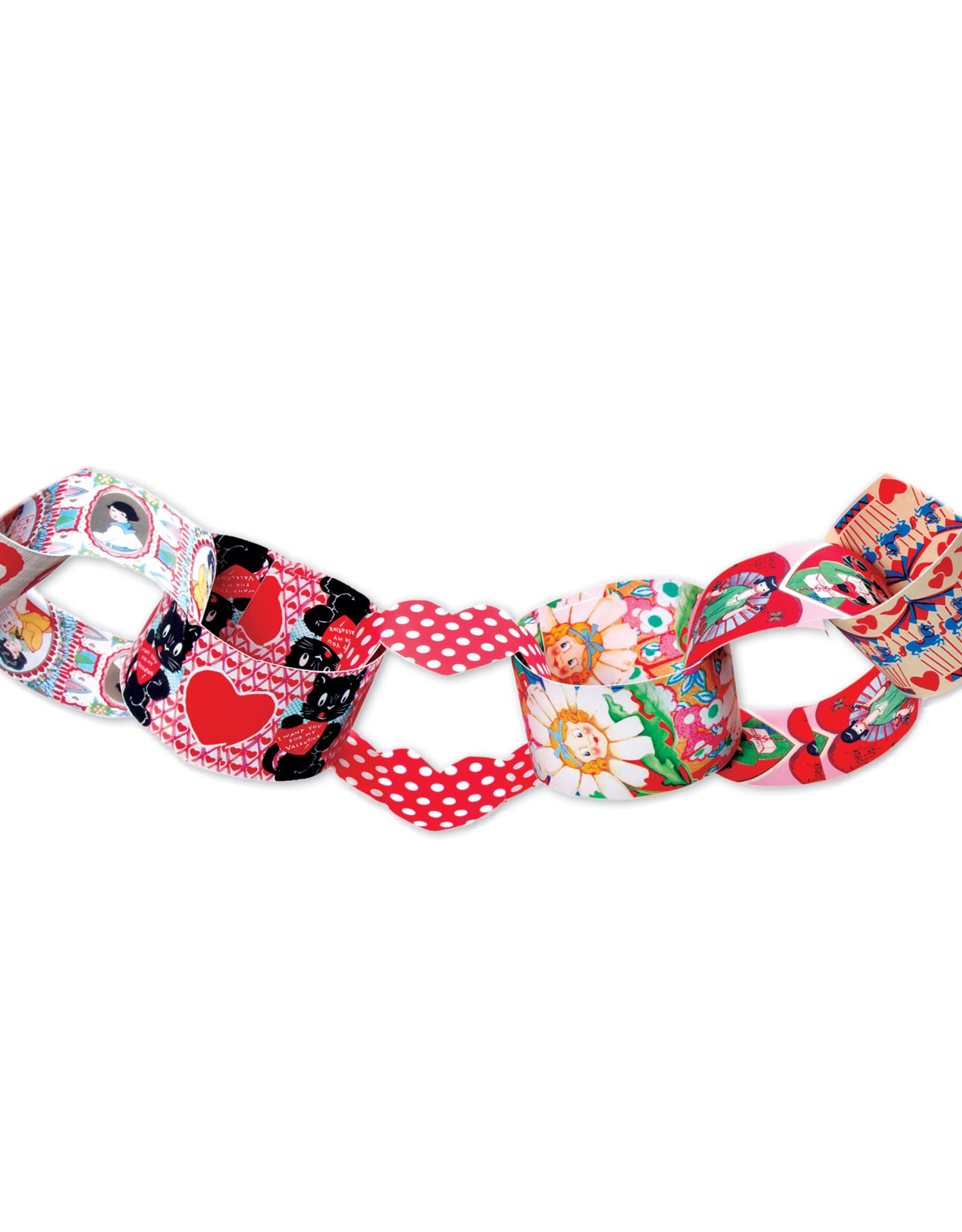 Eeboo Valentine Paper Chain