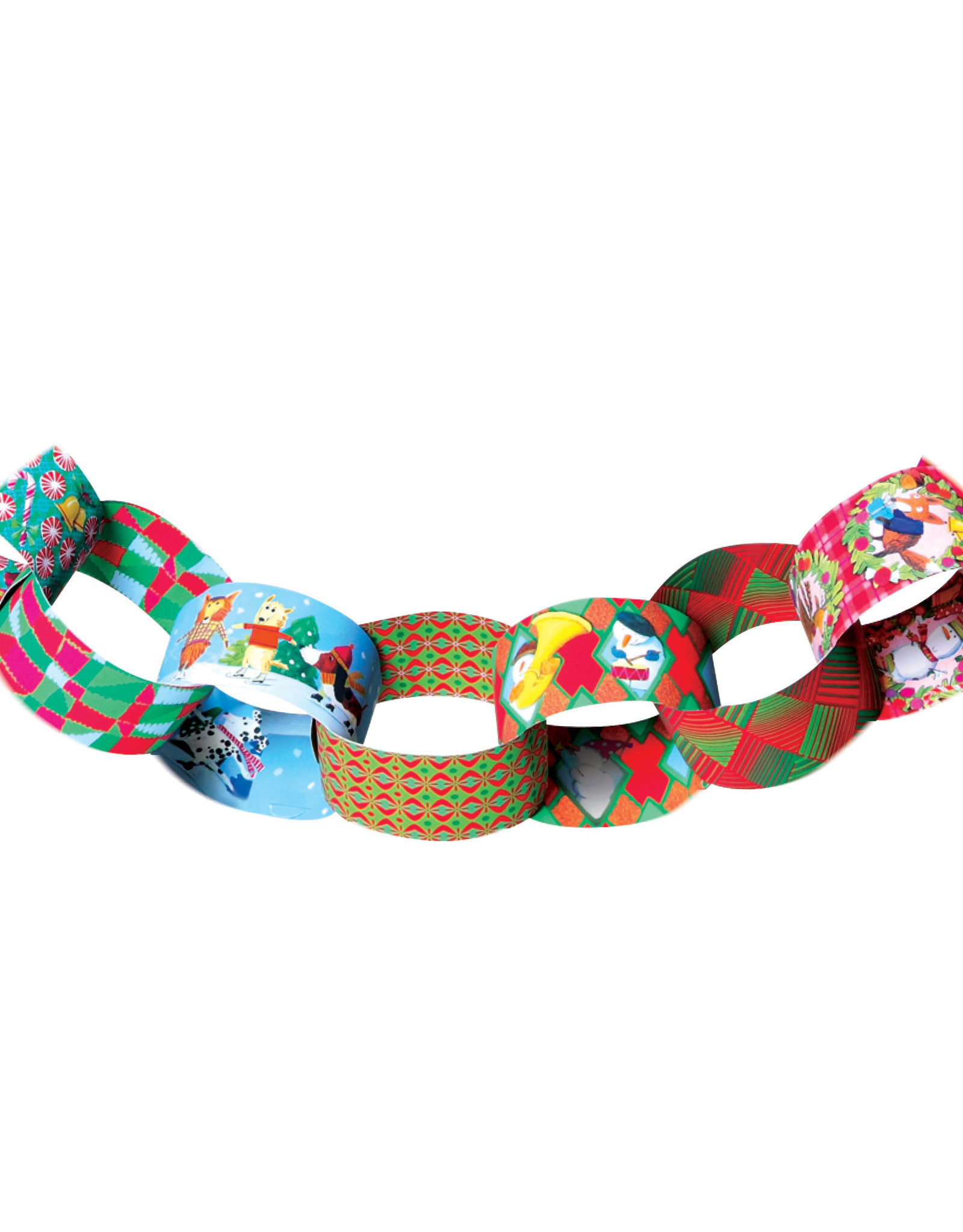 Eeboo Holiday Paper Chains