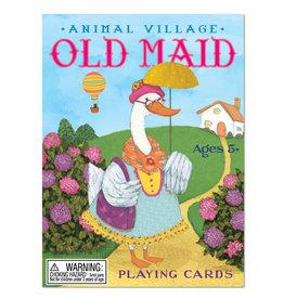 Eeboo Animal Old Maid Playing Cards