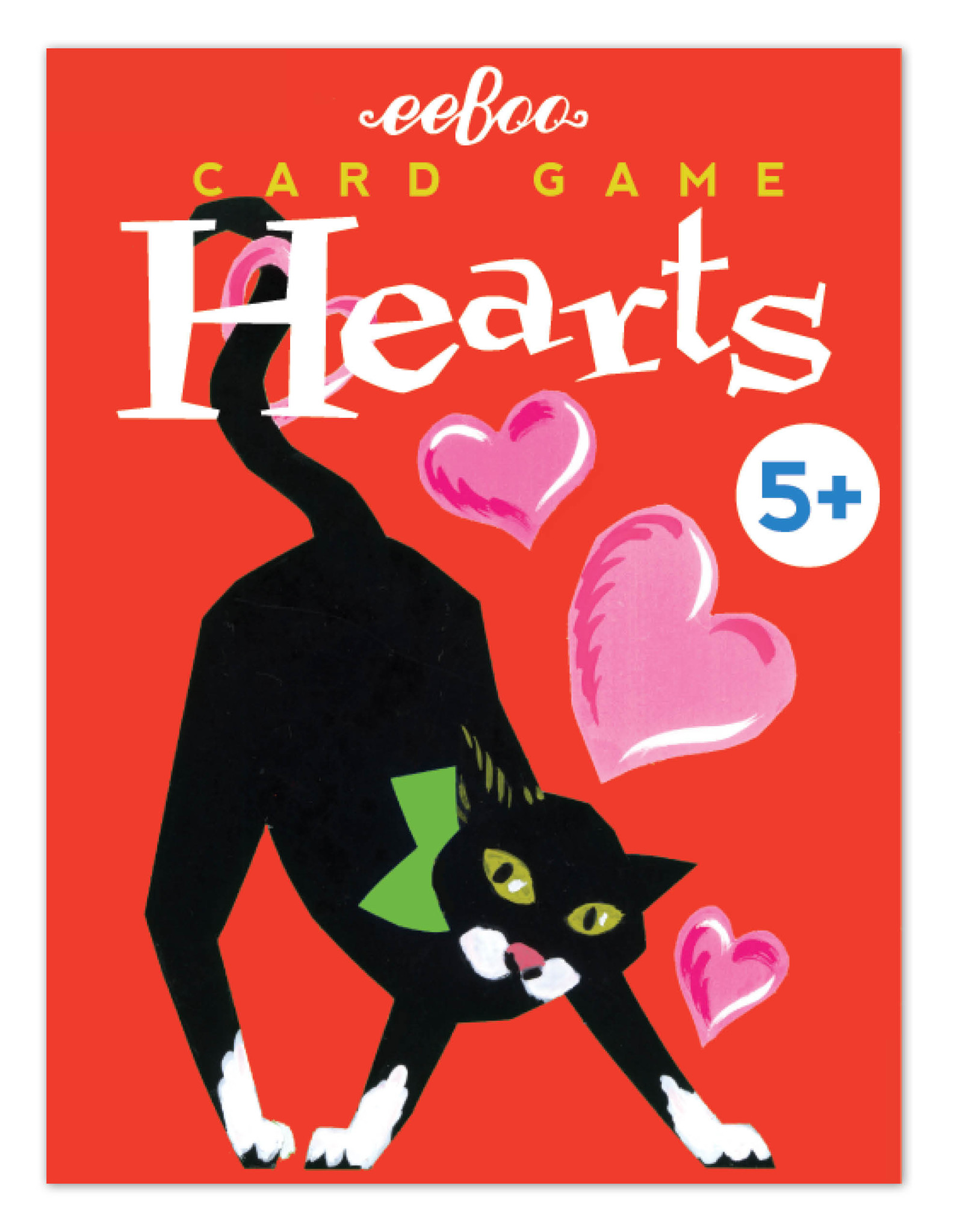 Eeboo Hearts Playing Cards