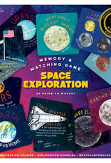 Eeboo Space Exporation Memory & Matching Game