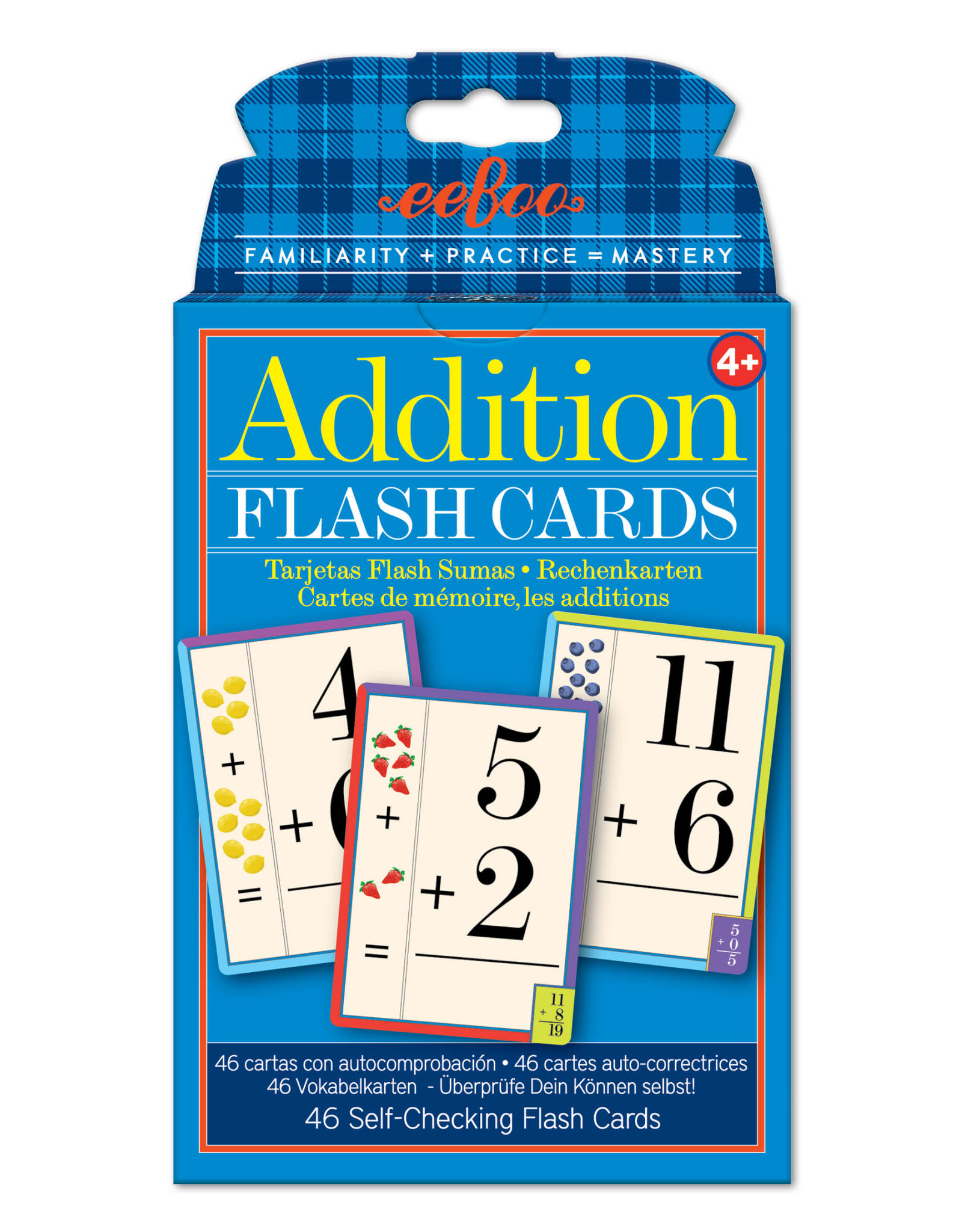 Eeboo Flash Cards Addition