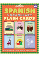Eeboo Spanish Flash Cards