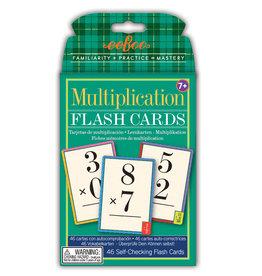 Eeboo Flash Cards Multiplication