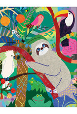 Eeboo Eeboo Secret Sloth Journal